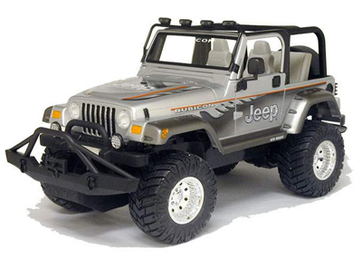 Радиоуправляемые машины jeep wrangler